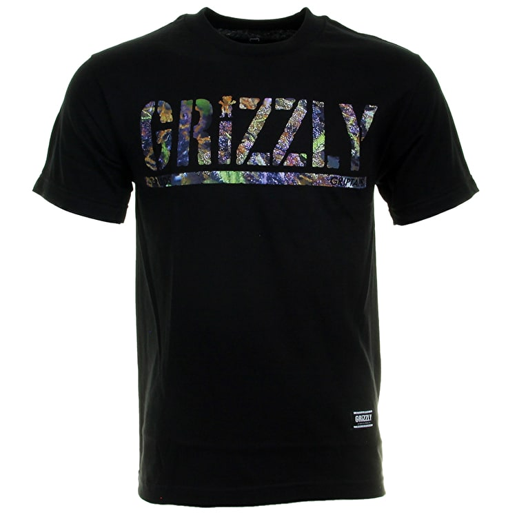 Grizzly T-Puds Fruity Pebbles T-Shirt - Black