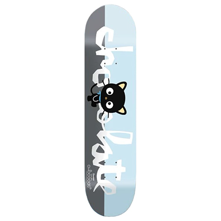 Chocolate x Sanrio Chococat Skateboard Deck - Hsu 8""