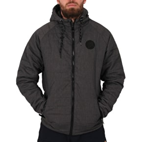 Santa Cruz Outline Dot Jacket - Black Heather