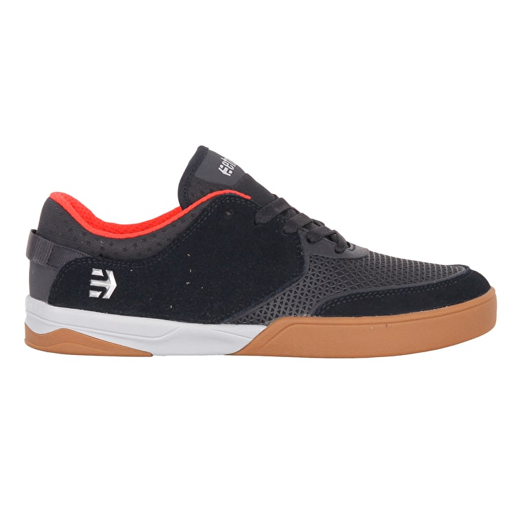 Etnies Helix Skate Shoes - Navy/Grey/Gum