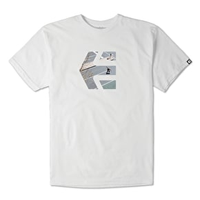 Etnies Julian Tre Icon T-Shirt - White
