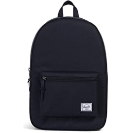 Herschel Settlement Backpack - Black/Black