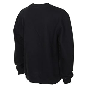 Expedition One Port Crewneck - Black