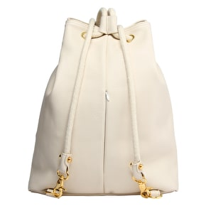 Mi-Pac Drawstring Swing Bag - Tumbled Cream