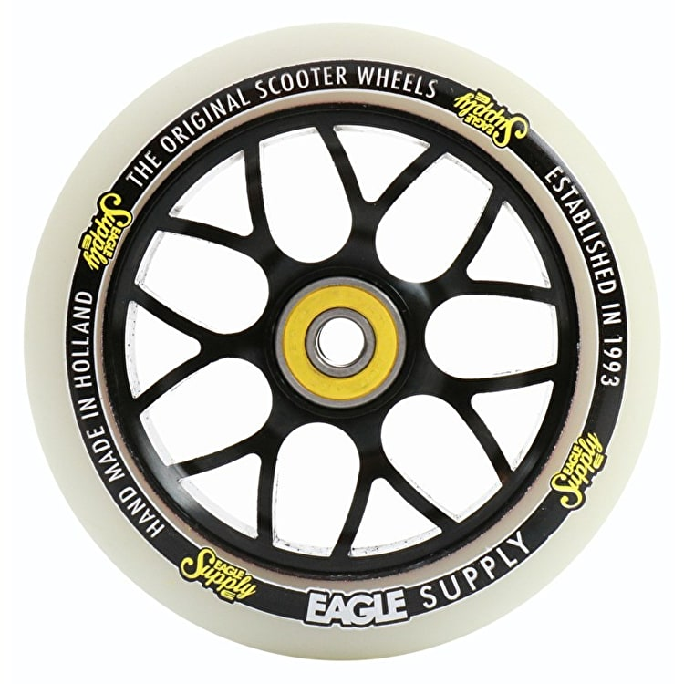 Eagle X6 Standard Line 110mm Scooter Wheel - White PU