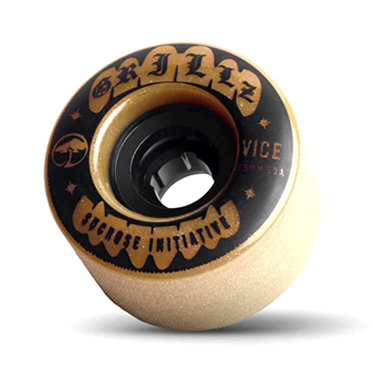 Arbor Grillz 69mm 80a Longboard Wheels (Pack of 4)