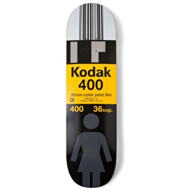 Girl x Kodak Skateboard Deck Howard - 8.5