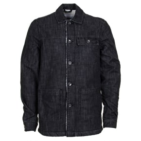 WeSC Eagle Jacket - Black Rinse