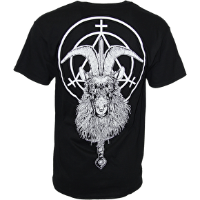 Witchcraft Goatwitch T-Shirt - Black
