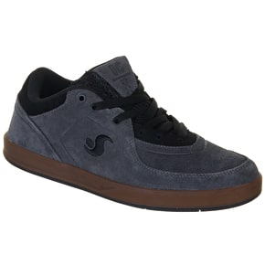 DVS Endeavor Skate Shoes - Grey Suede
