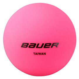 Bauer Hockey Ball - Cool Pink