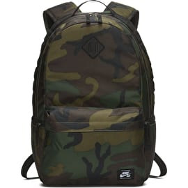 Nike SB Icon Camo Backpack - Iguana/Black/White