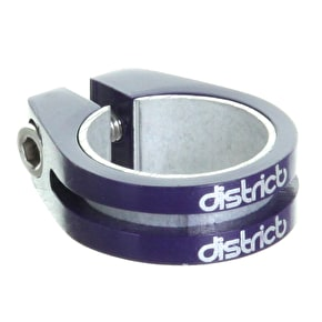 District Single V2 Lightweight Collar Clamp