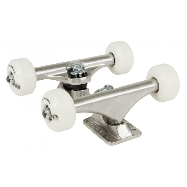 Sushi Skateboard Undercarriage Kit - 140mm x 52mm x ABEC 5