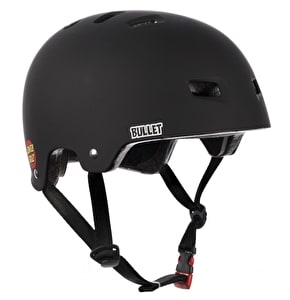 Bullet x Santa Cruz Sun God Helmet - Matt Black
