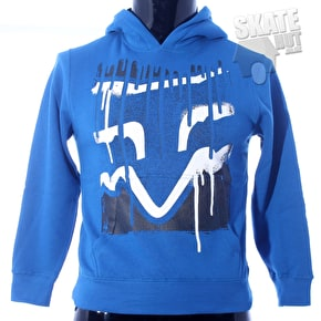 Fox kids Disaster Tap Pullover Hoodie - Blue