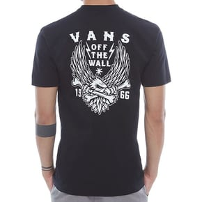 Vans Eagle Bones T-Shirt - Black