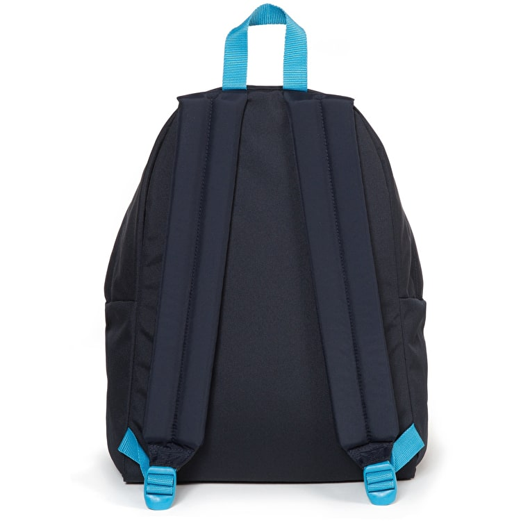 Eastpak Padded Pak'R Backpack - Navy/Aqua