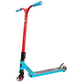 Blazer Pro Cyclone Complete Scooter - Blue/Red