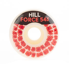 Force John Hill Skateboard Wheels 54mm - Tie Dye