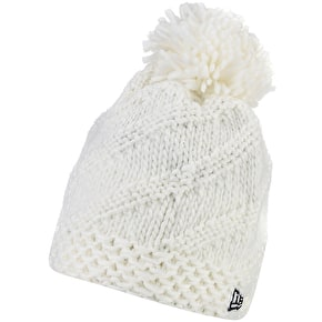 New Era Beanie - Bobble Weave