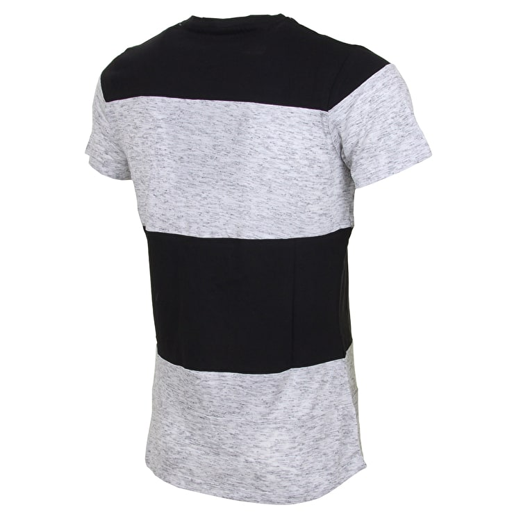 Hype Watkins T Shirt - Black/Grey