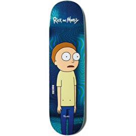 Primitive Ribeiro Morty Skateboard Deck 8