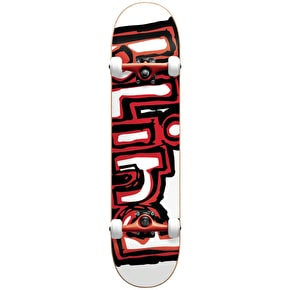 Blind Matte OG Logo Complete Skateboard w/Stocking - Red 7.75