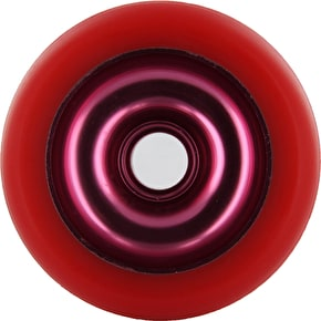 Eagle Red core Red Pu Metal Core wheel - 100mm
