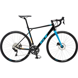 GT 700 M GTR Elite Complete Road Bike - Black