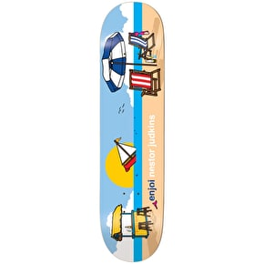 Enjoi Home Sweet Home Pro R7 Skateboard Deck - Judkins 8.125