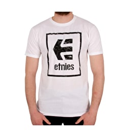 Etnies Bloodline Icon T-Shirt - White