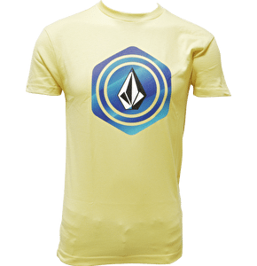 Volcom Hexstone Basic Kids T-Shirt - Straw
