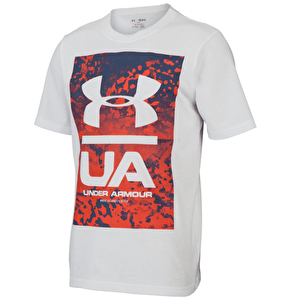 Under Armour kids Knockout T-Shirt - White
