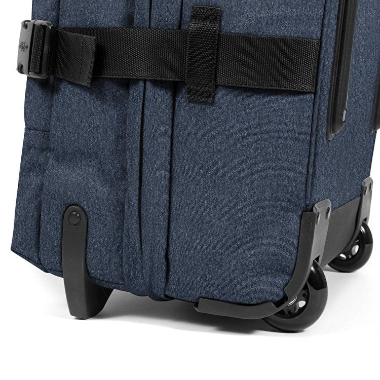 Eastpak Tranverz M Wheeled Luggage - Double Denim
