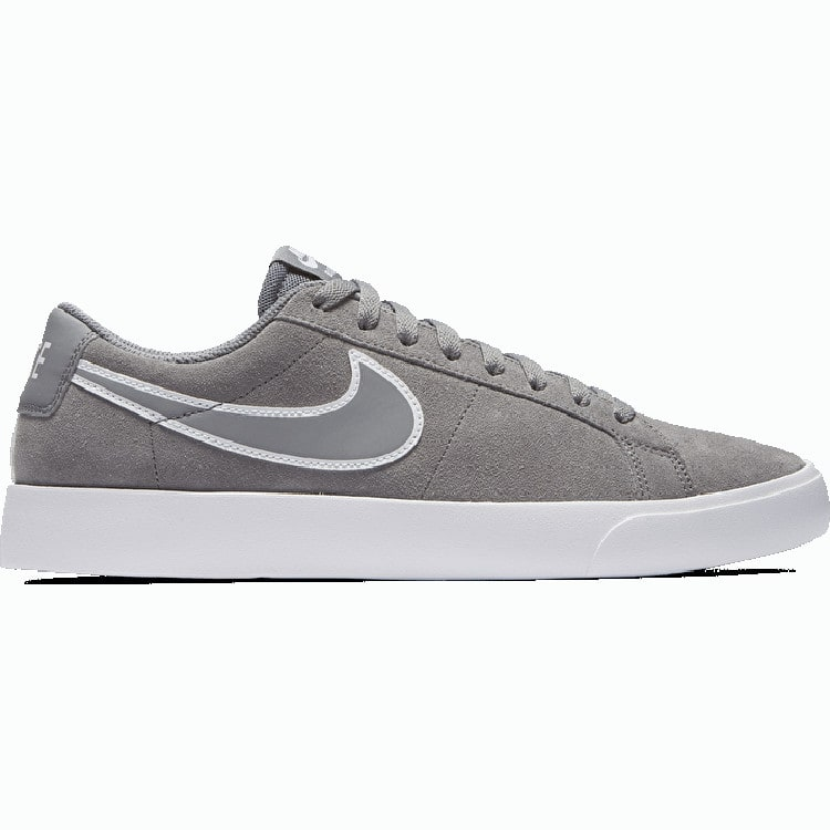 B-Stock Nike SB Blazer Vapor Skate Shoes - Cool Grey/White - UK 7 (Box Damage)