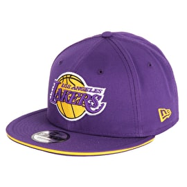 New Era Classic Team Snapback Cap - LA Lakers