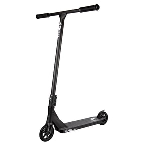 Chilli Pro C7 Complete Scooter - Black/Black