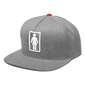 Girl Everyday OG Cap - Grey Heather