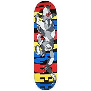 Element Rad Dog Skateboard Deck - Barbee 8.2