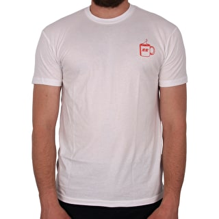 Habitat x Twin Peaks Shelly T-Shirt - White
