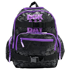 DGK All Day 2 Backpack - Black