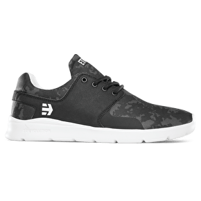 Etnies Scout XT X Grizzly Skate Shoes - Black