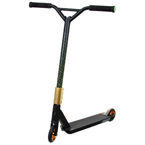 Pheonix Custom Scooter - Black/Gold (B-Stock)