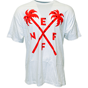 Neff Palms T-Shirt - White