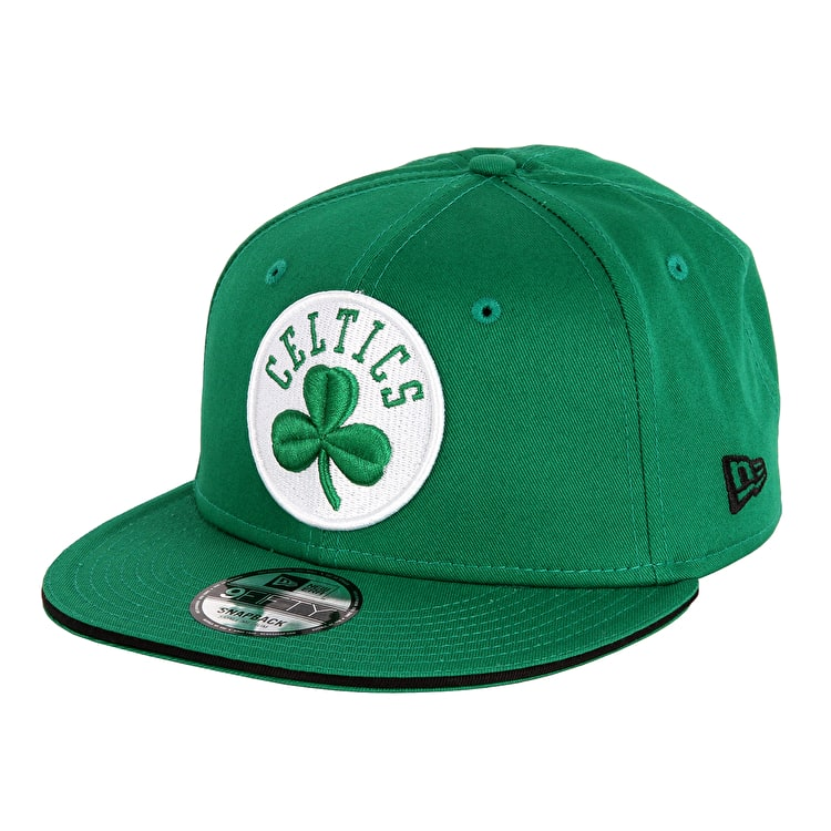 New Era Classic Team Snapback Cap - Boston Celtics
