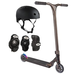 Crisp 2018 Evolution Scooter Bundle