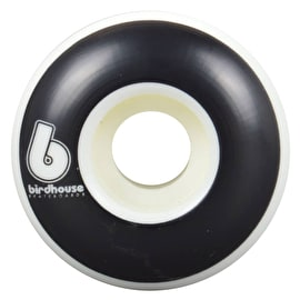 Birdhouse B Logo Skateboard Wheels - Black 52mm