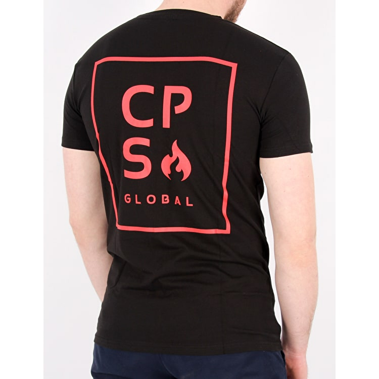 Chilli Pro Global T-Shirt - Black