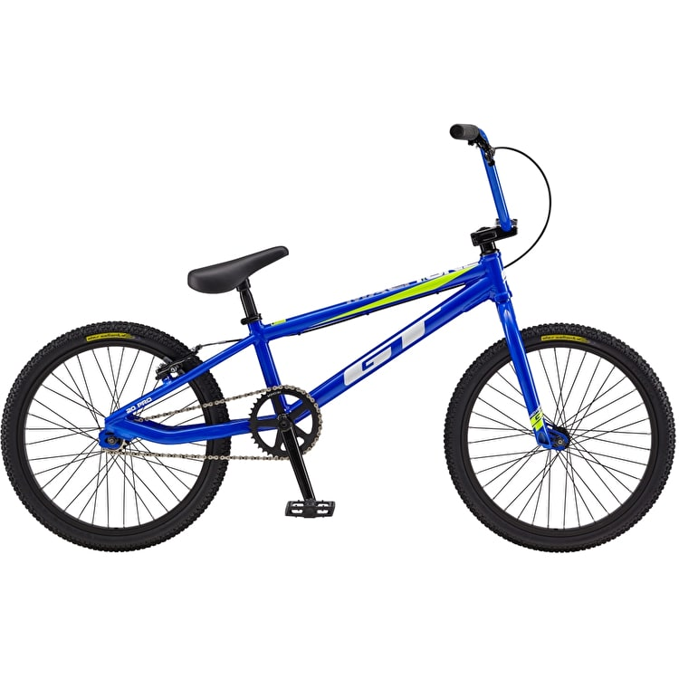 "GT 20"" Mach One Pro 2019 Complete BMX Bike - Blue"